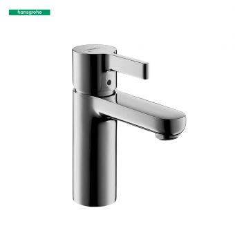 Hansgrohe Metris S 100 Single Lever Basin Mixer Tap