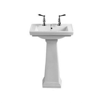 Imperial Astoria Deco Small Basin (520mm)