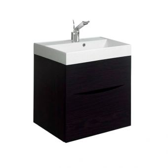 Bauhaus Glide II 50 Wall Hung Vanity Unit with Basin