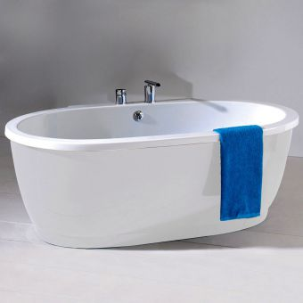 Phoenix Rubarto Freestanding Bath & Surround