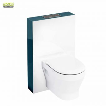 Aqua Cabinets Wall Hung Tablet WC Unit
