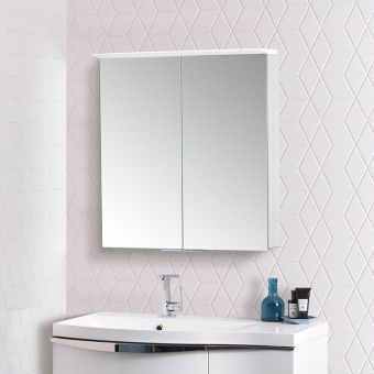 Roper Rhodes Venture Illuminated Bathroom Cabinet
