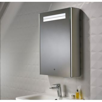 Roper Rhodes Touch Illuminated Bathroom Cabinet