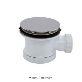 Just Trays 90mm Shower Waste - FW90