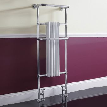 Phoenix Ella Traditional Bathroom Radiator