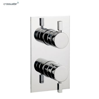 Crosswater Logic Thermostatic Shower Valve
