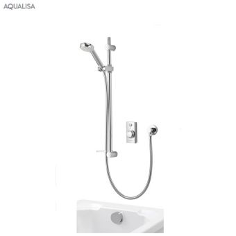Aqualisa Visage Smart Concealed Shower with Bath Filler