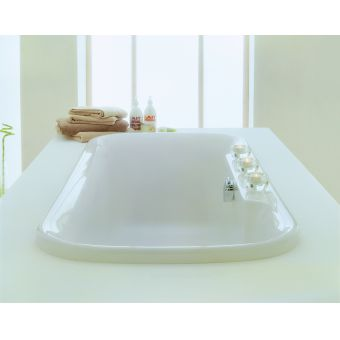 Adamsez Essence Pure i Double Ended Inset Bath