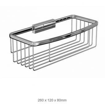 ClearGreen Square Soap Basket