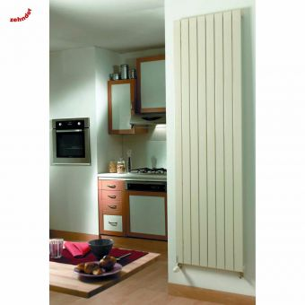 Zehnder Roda Vertical Single Panel Radiator