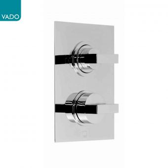 Vado Geo Thermostatic Concealed Shower Valves