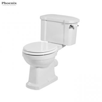 Phoenix Victorian Traditional Close Coupled Toilet