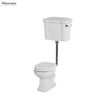 Phoenix Victoriana Low Level Toilet