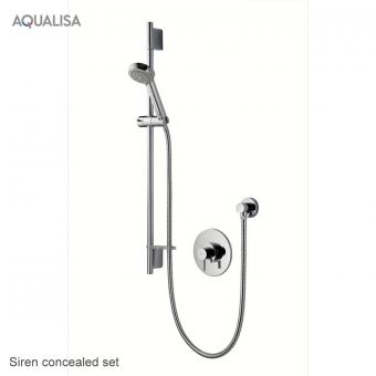 Aqualisa Siren SL Shower Set