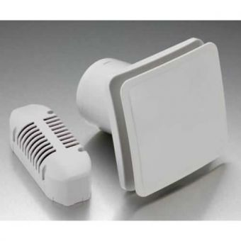 Zehnder Adaptive Extractor Fan with Smart Timer