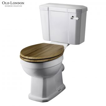 Old London Richmond Close Coupled Toilet