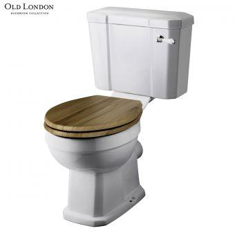 Old London Richmond Close Coupled Toilet - CCR014