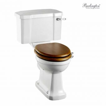 Burlington Regal Close Coupled Toilet