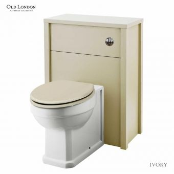 Old London 600mm WC Toilet Unit