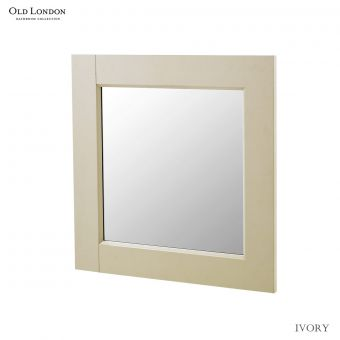 Old London 600mm Framed Mirror