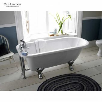 Old London Barnsbury Single Ended Freestanding Bath