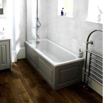 Old London Ascott Traditional Single Ended Bath