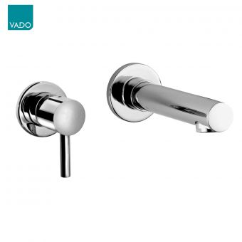 Vado Zoo 2 Hole Basin Mixer Tap