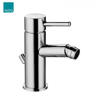 Vado Zoo Mono Bidet Mixer Tap with Pop Up Waste