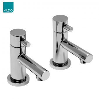 Vado Zoo Basin Pillar Taps