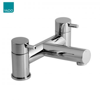 Vado Zoo 2 Hole Bath Filler