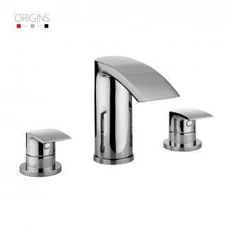 Origins Flow 3 Hole Bath Set