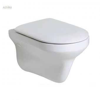 Azzurra Thin Wall Hung WC