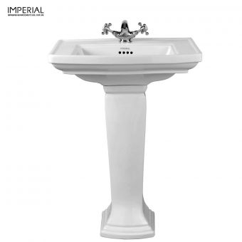 Imperial Radcliffe Medium Basin 600mm