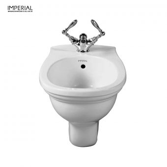 Imperial Radcliffe Wall Hung Traditional Bidet