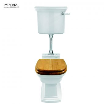 Imperial Radcliffe Traditional Low Level Toilet