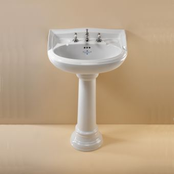 Silverdale Nouveau Traditional 665mm Basin