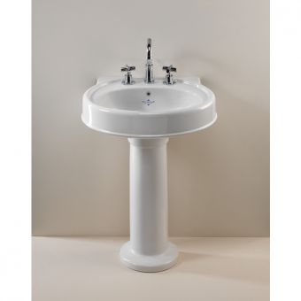 Silverdale Highgrove Traditional 610mm Basin