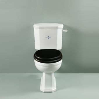 Silverdale Empire Traditional Close Coupled Toilet