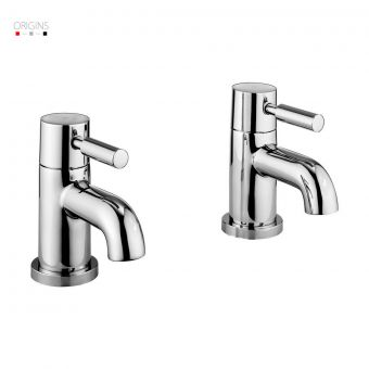 Origins Fusion Basin Pillar Taps