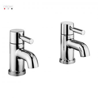 Origins Fusion Bath Pillar Taps