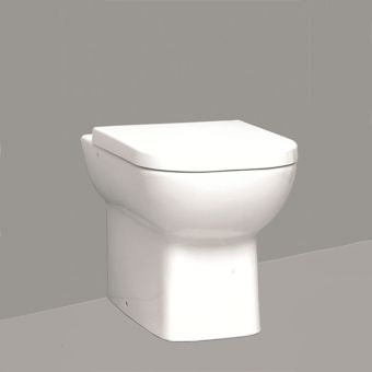 Vitra Nest Back to Wall Toilet