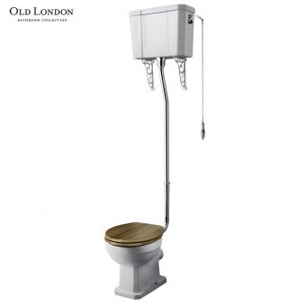 Old London Richmond High Level Traditional Toilet
