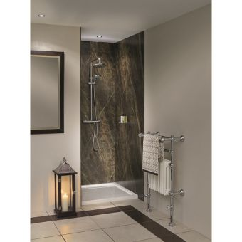 Bushboard Nuance Recess Shower Board Pack 1200mm