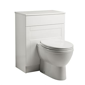 Roper Rhodes New England 620mm Back to Wall Toilet Unit