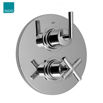 Vado Elements Air Concealed Thermostatic Shower Valve