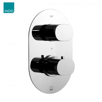 Vado Life Concealed Thermostatic Shower Valve