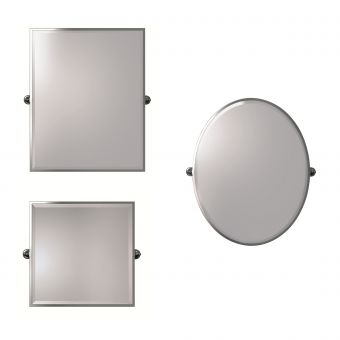 Imperial Metal Frame Mirrors