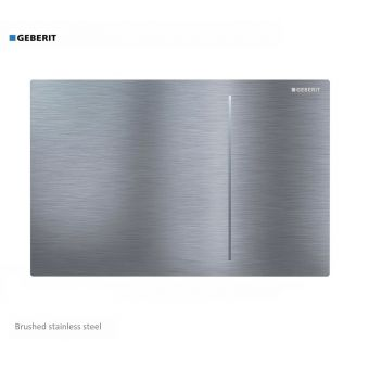 Geberit Sigma 70 Soft Touch Dual Flush Plate GEBER454 | 115621SJ1