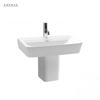 Saneux Project 600 x 450mm Wall Hung Basin