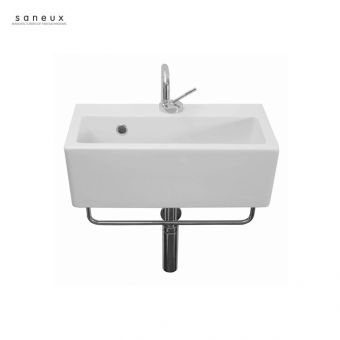 Saneux Quadro 500x250mm Washbasin